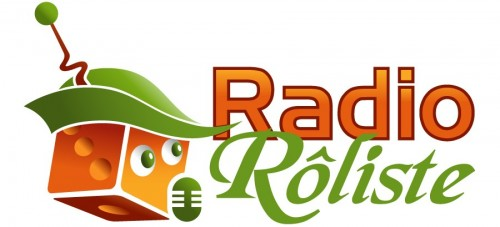 Logo de Radio Rôliste